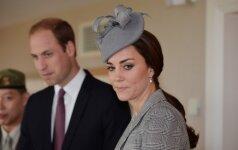 Po ilgos pertraukos pasirodžiusi K.Middleton spinduliavo kuklumu FOTO