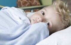 Vaikų chirurgai: gali būti, kad ateityje apendicitui gydyti užteks tabletės