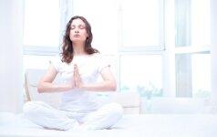 Meditacijos galia: kaip atsikratyti chaotiškos kasdienybės