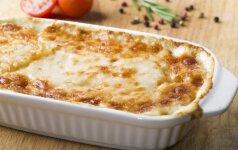 Grikių apkepas su morkomis ir sūriu