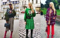 Butikui Vilniuje vadovaujanti A. Ravinskienė: nemėgstu ilgai dėvėti tų pačių drabužių