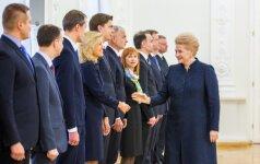 100 дней правительства Литвы: более 10 замен важных руководителей