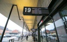 В Каунасе будет открыт модернизированный автовокзал