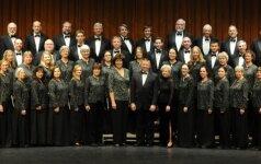 Lietuvoje – nemokami vieno seniausių JAV chorų pasirodymai