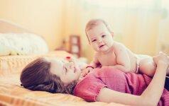 Motinos dienai skirtas nuotraukų konkursas