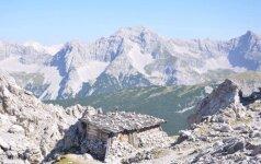 В Альпах найдены останки альпиниста, пропавшего 53 года назад