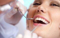 Odontologė išskyrė taisykles, kurių laikydamiesi išsaugosite sveikus dantis