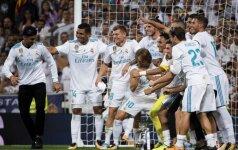 Real futbolininkai