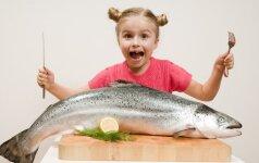 Mitybos specialistė griauna mitus apie žuvį: kas tiesa, o kas – ne