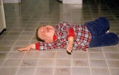 Vaikas išveda iš kantrybės: 10 greičiausių būdų nusiraminti