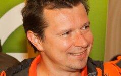 Dakaro žvaigždė Antanas Juknevičius pasakoja, kaip pagaminti skanų plovą