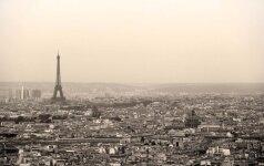 Didžiųjų rašytojų pėdsakais po Paryžių