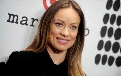 Žinoma aktorė apie nėštumą pranešė originaliu būdu (FOTO)