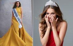 """Patricija Belousova: """"Miss International"""" konkurse labai stipriai pajutau konkurenciją"""