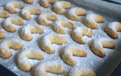 Trapieji vaniliniai rageliai