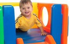 Kaip lavinti vaiko stambiąją motoriką: pedagogės ir trenerės patarimai
