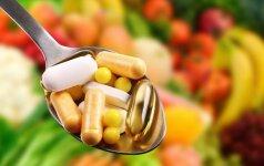 Kodėl įprasti vitaminai nėštumo metu netinka?
