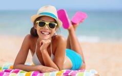 Siūlome testuoti: efektyviai prakaitavimą mažinantis rutulinis dezodorantas. Laimėtojai