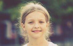 Jautru iki ašarų: autistės mergaitės daina sujaudino milijonus