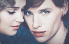 "Akimirka iš filmo ""The Danish Girl"""