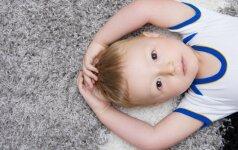 Kada ir kodėl vaikai pradeda meluoti
