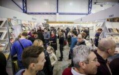 В Вильнюсе открывается книжная ярмарка
