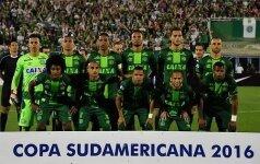 Разбившаяся команда объявлена победителем южноамериканского кубка