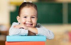 Kokio amžiaus vaikui laikas eiti į darželį ir mokyklą?