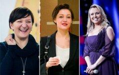 Žinomos šeimos Lietuvoje, kuriose moteris vyresnė už vyrą FOTO
