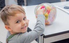 Gydytoja dietologė įvardija produktus, kurių negalima duoti vaikams iki 3 metų