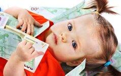 Paaiškėjo, kiek šeimos Lietuvoje skiria papildomam vaikų lavinimui