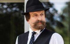 Aktorius R. Šimukauskas: jei burbame, kad Lietuvoje kažkas negerai, problema yra tik patriotizmo stoka