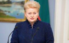 Президент Литвы надеется на еще большую поддержку НАТО и США