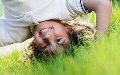 9 patarimai tėvams, auginantiems labai judrius vaikus