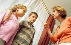 Didžiausia klaida, kurią daro paauglių tėvai