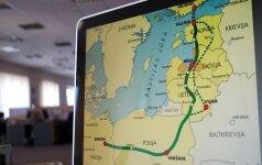 СМИ: проект Rail Baltica - как военный Шенген