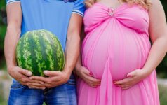 10 bene dažniausių nėštumo prietarų +apklausa