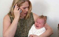 Ko labiausiai bijo tėvai, vaikui ieškodami auklės