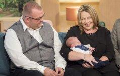 Pagimdžiusios žmonos placentą suvalgęs vyras išgarsėjo akimirksniu