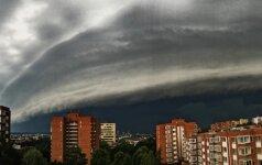 Погода: грядут бури
