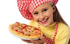 Konkursas: mėgstamiausias mano vaiko patiekalas!