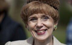 Aktorė Velta Žygurė-Anužienė: man svetimas vergiškas nuolankumas