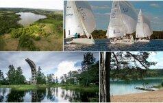 Kelionės Lietuvoje: įdomiausios vietos, kurias verta pamatyti