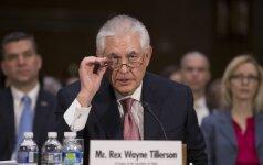 Комитет сената США утвердил Тиллерсона на пост госсекретаря