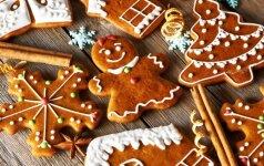 Likus 6 savaitėms iki Kalėdų, darome tešlą meduoliams (RECEPTAS)