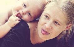10 klausimų apie mamystę trijų, dviejų ir vieno vaiko mamoms