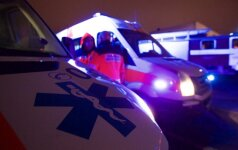 Несчастье в Вильнюсе: в Каролинишкес автомобиль сбил пешехода