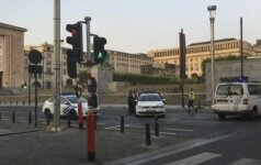 Sprogimai Briuselyje