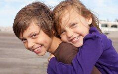 Kodėl jūsų vaikui tokie svarbūs kiti vaikai