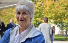 Ksavera Vaištarienė: nepagydomos ligos įveikiamos ne vaistais